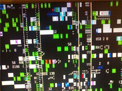 Некорректное изображение на ноутбуке